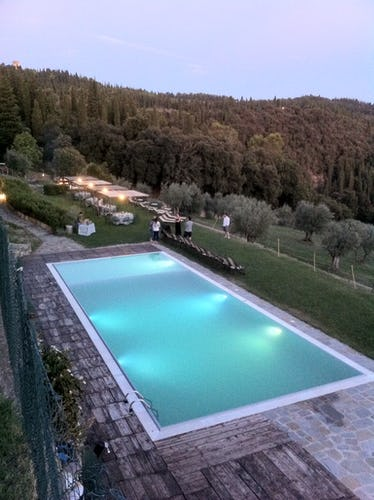 Fattoria di Maiano: perfect for outdoor events