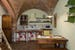 Casa Simona apartment: brick vaults