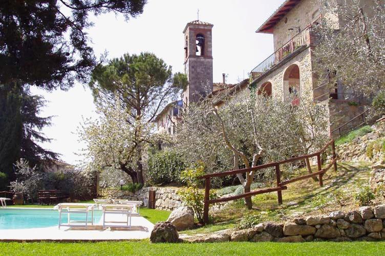 Giovanna Vacanze - Castle & Pool