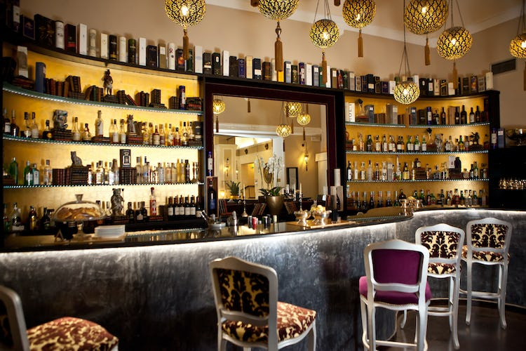 Hotel Bernini Palace - Guest Bar