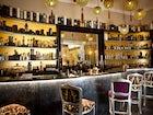 Hotel Bernini Palace - Il bar, per un aperitivo prima di recarsi al ristorante