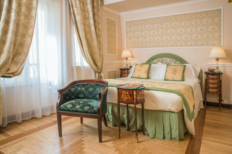Hotel Bernini Palace - Classic Room