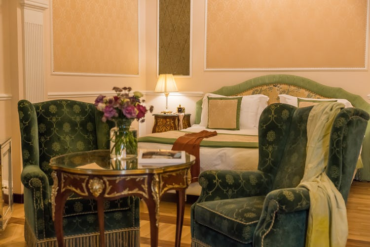 Hotel Bernini Palace - Elegant Suite