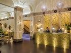 Hotel Bernini Palace - La reception con lo staff accogliente e sempre disponibile