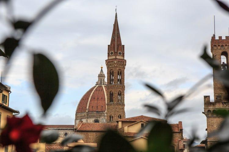 Hotel Bernini Palace - Il profilo del Duomo e del campanile visto dall'Hotel