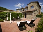 A quiet and tranquil atmosphere in a private garden at le Fontanelle