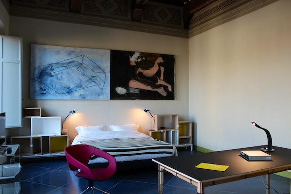 Hotel Palazzetto Rosso - Camera