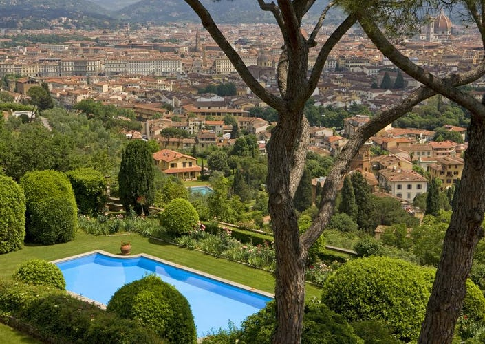 Hotel Torre di Bellosguardo - within walking distance of Florence,