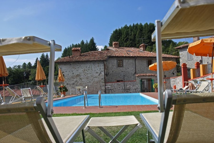 Relaxing Holidays in Tuscany Farmhouse I Cerretell