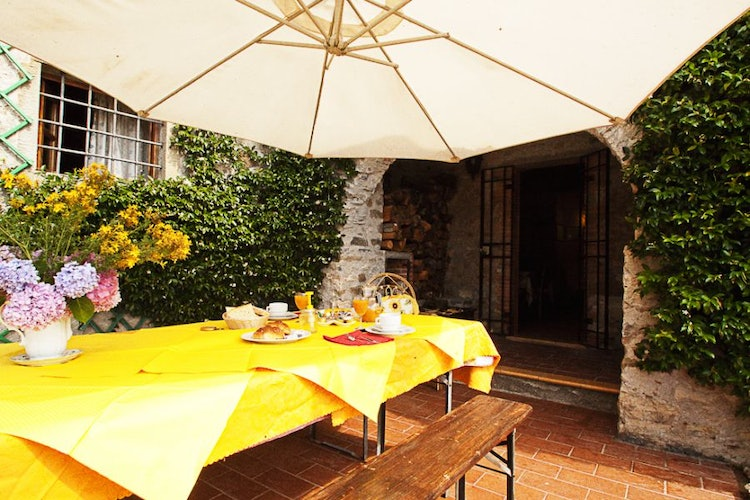 Accommodation in Tuscany Mountain I Cerretelli