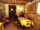 Breakfast Room Tuscany Farmhouse I Cerretelli