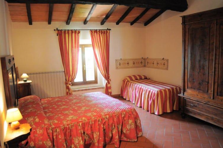 Bedroom Poiana apartment