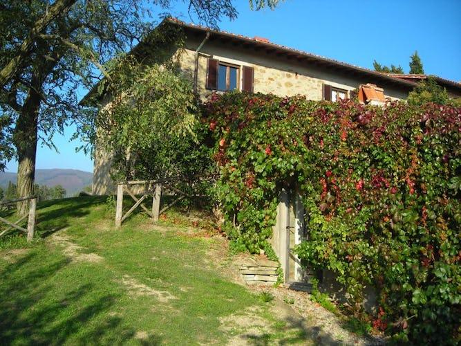 I Nidi di Belforte, caratteristico agriturismo in pietra in Toscana