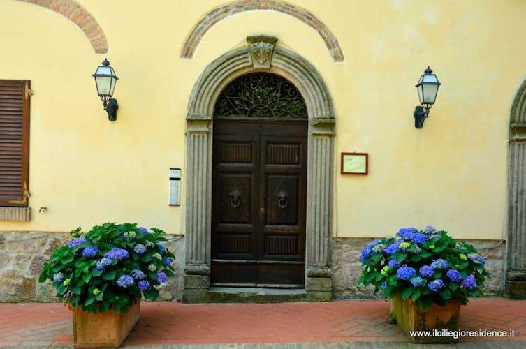 La villa storica racchiude in sè il fascino dei tempi che furono