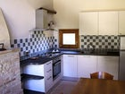 Full kitchen for your holiday rental villa at Il Corbezzolo