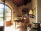 There are 7 self catering rental units at il Defizio in Tuscany