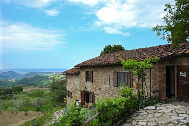 Il Fornaccio Country House