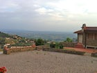 Panoramic view from the terrace