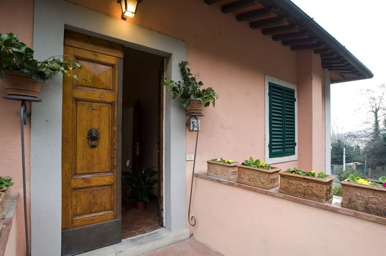 The House - Il Palagetto Florence Bed & Breakfast