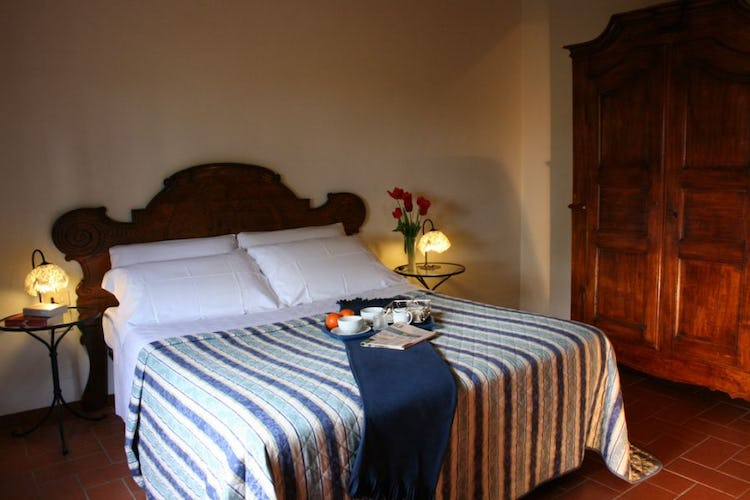 Double Room in Chianti Hills Il Poggetto