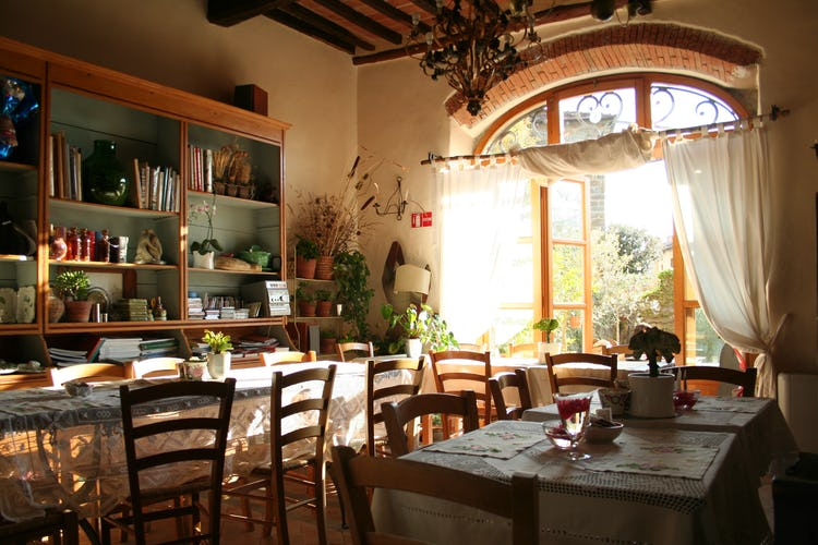 Il Sole Del Sodo - Luminous breakfast room