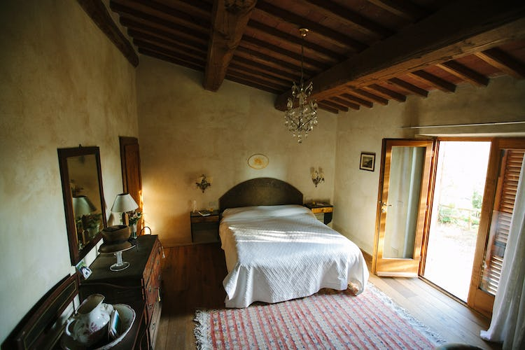 La Casa in Chianti: Spacious Rooms