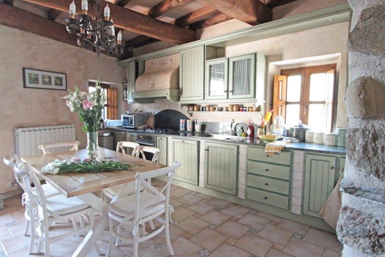La Loggia Fiorita, villa in Toscana con cucina completamente attrezzata