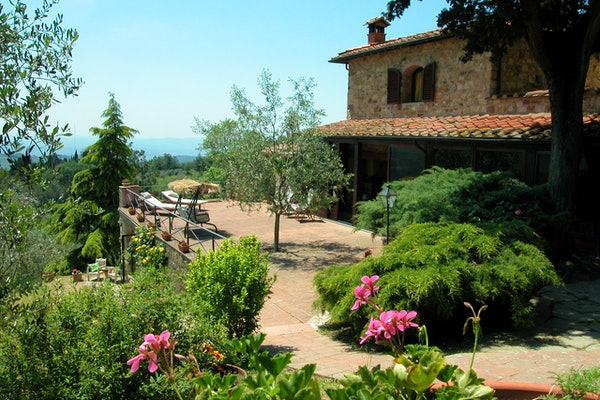 La Paggeria - Front Garden