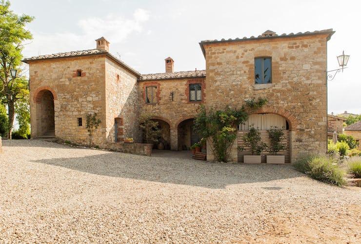 La Pieve Marsina: classico e pittoresco borgo del Chianti completamente ristrutturato