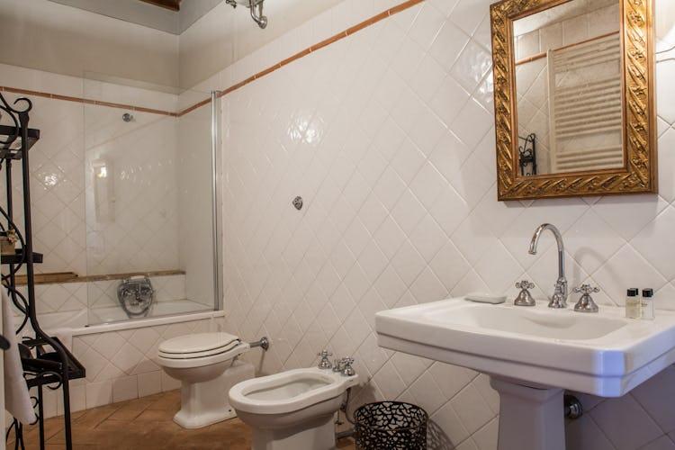 La Pieve Marsina: kit di cortesia con sapone e shampoo in tutti gli appartamenti