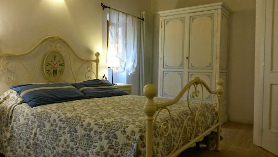 There are four bedrooms and four bathrooms in the apartment rental