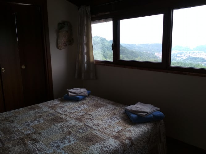 Lunantica Podere Il Falco - bedrooms with a view