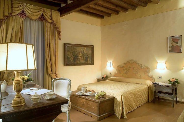 Hotel Machiavelli Palace - camere dall'arredo elegante e sontuoso