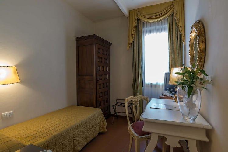 Hotel Machiavelli Palace - ogni camera è dotata di tutto il necessario per farti trascorrere un soggiorno nel massimo del comfort