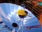 La bellezza di poter cucinare sfruttando il calore del sole