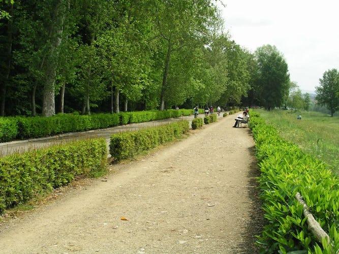 Mami Haus si trova a due passi dal Parco delle Cascine di Firenze