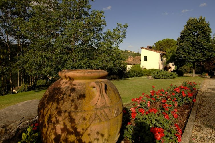 Located only minutes from the city center of Florence