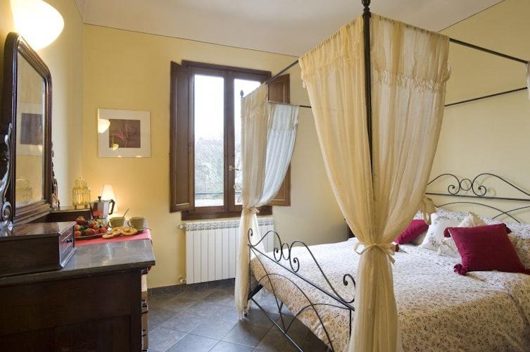Camera Matrimoniale Appartamento Oltrarno