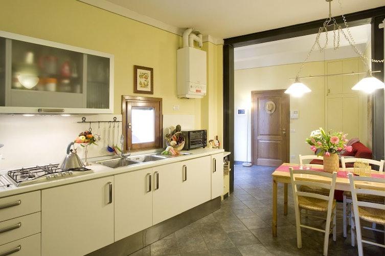 Appartamento in Affitto Turistico Oltrarno Firenze
