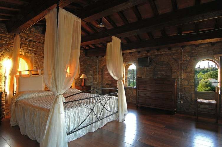 Villa Palagetto:  Combine scenery, relax & good wine