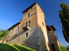 Villa Palagetto:  A restored tower in the countryside