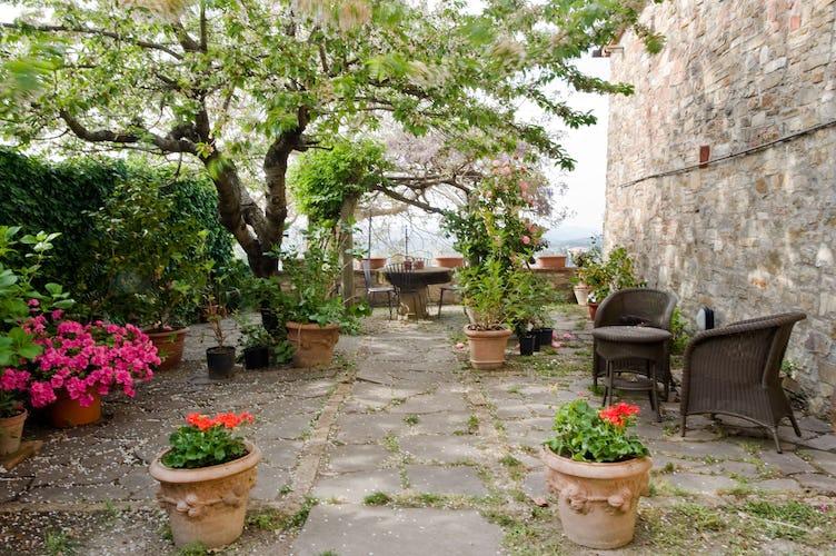 Cozy Bed&Breakfast in Chianti Palazzo Malaspina