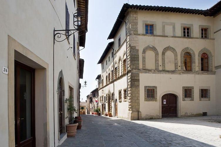 Alloggio elegante in Chianti Palazzo Malaspina