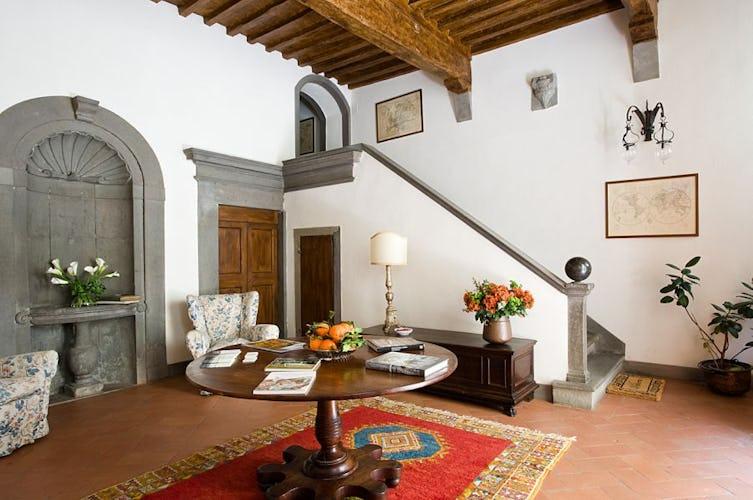 Residenza d' epoca in Chianti Palazzo Malaspina