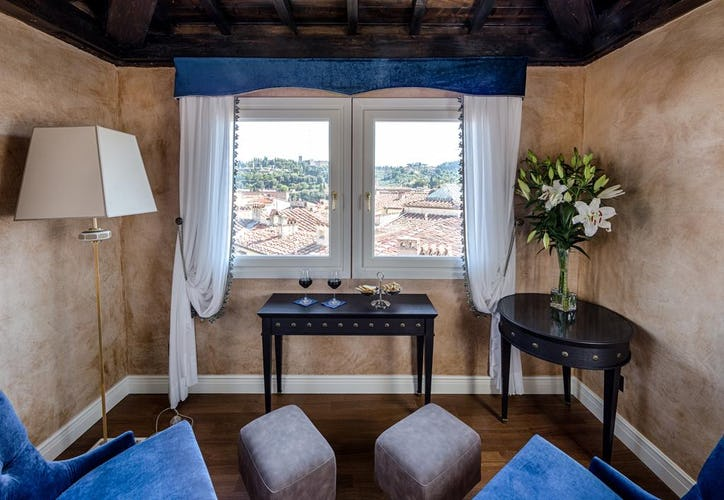 Palazzo Roselli Cecconi Hotel: Ask about their rooms with a view!