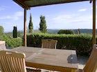 Agriturismo Podere Argena: terrazze panoramiche