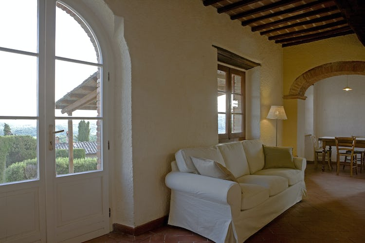 Agriturismo Podere Argena: Classical Tuscan Architecture