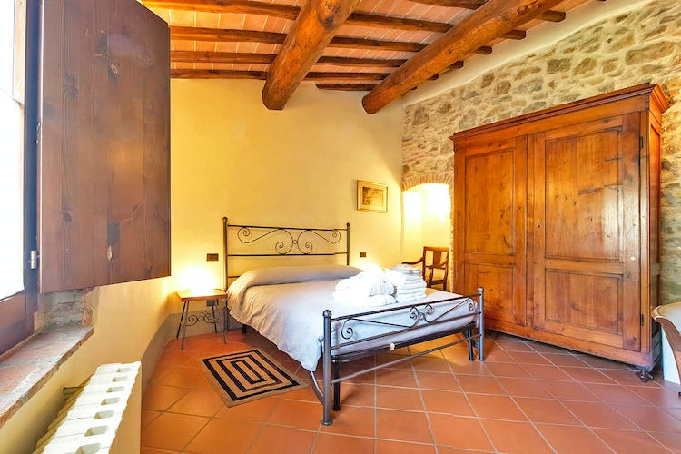 Podere Casarotta: Typical Tuscan decor
