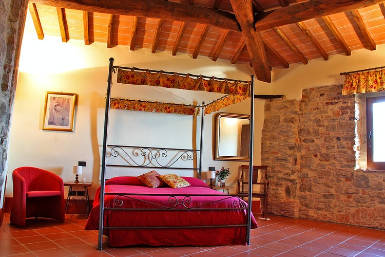 Podere Casarotta: Comfortable & spacious rooms