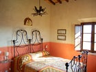 Typical tuscan furnishing